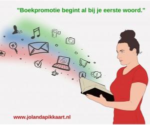 Boekpromotie Jolanda Pikkaart