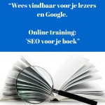 Jouw boek in Google, waarom is dat nodig?