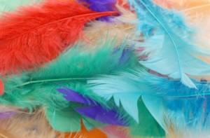 kleurrijk, speels, authentiek en verbinding