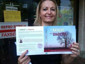 Ingrid Smit met de Kracht van diabetes
