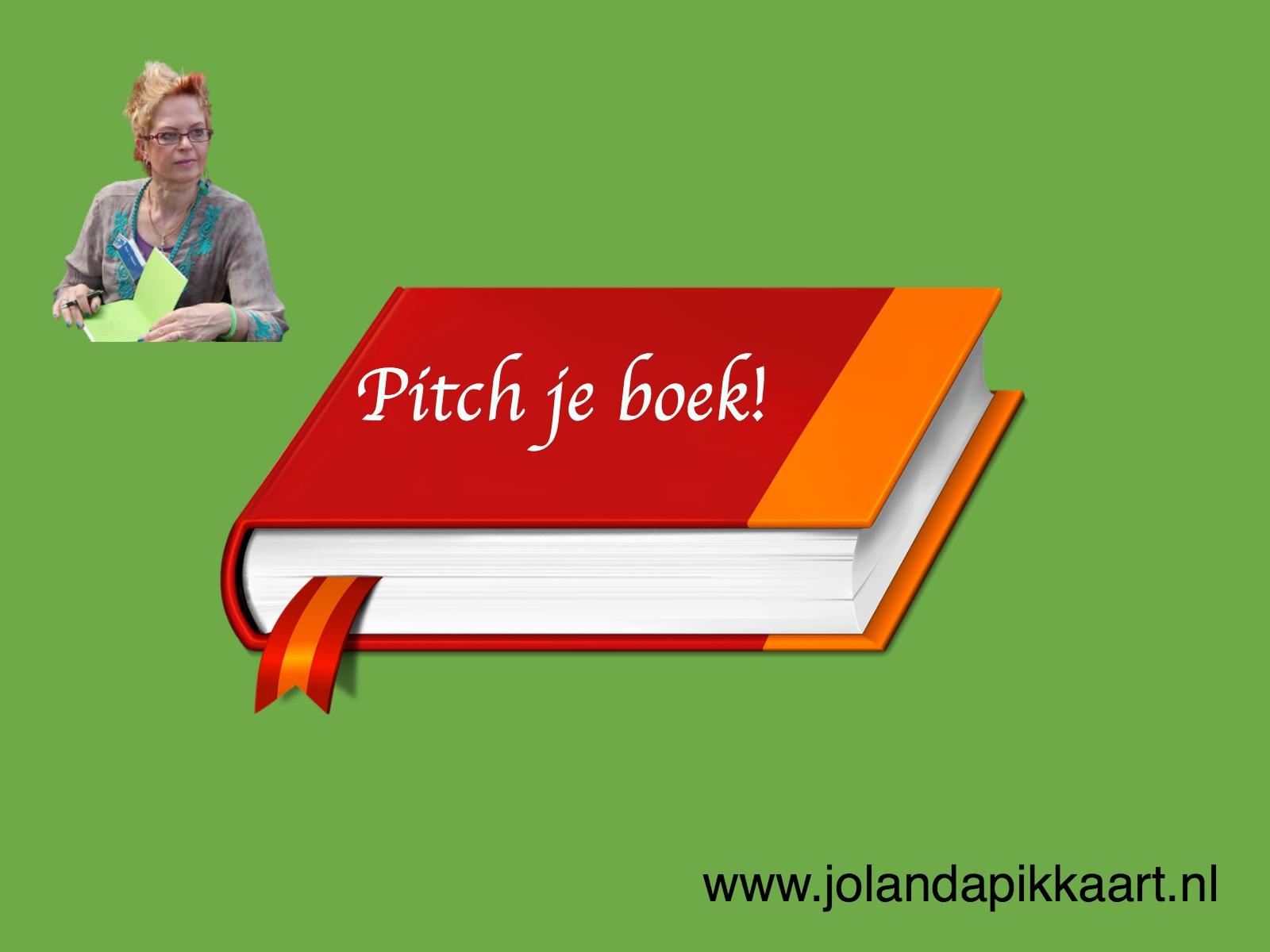 Schrijf een pitch voor je boek!