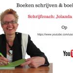 Elke week een video over het schrijven van je boek