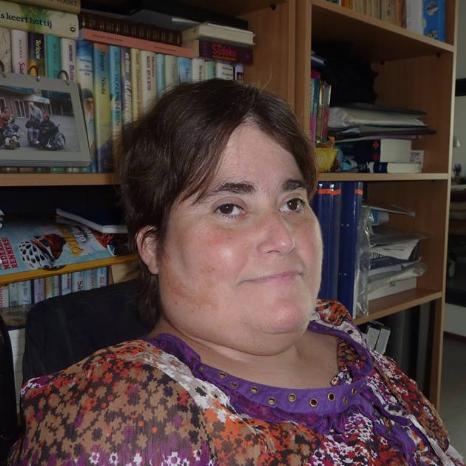 Miriam Dubbeldam-Druijff