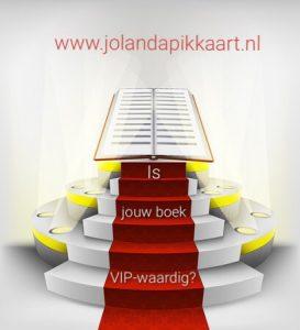 Is jouw boek VIP-waardig