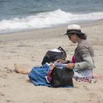 Inspiratie aan zee. Schrijf met zomerinspiratie