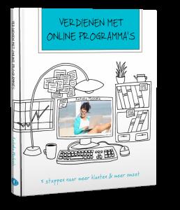 Verdienen met online programma's Katinka Michiels