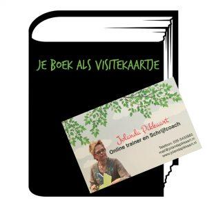 Je boek als visitekaartje
