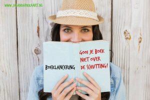 Boeklancering: Gooi je boek niet over de schutting