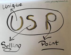 Wat is jouw USP als schrijver