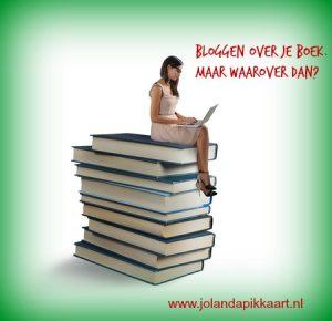 Bloggen voor je boek