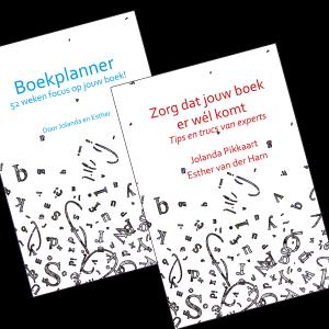 Boekplanner & tips en trucs